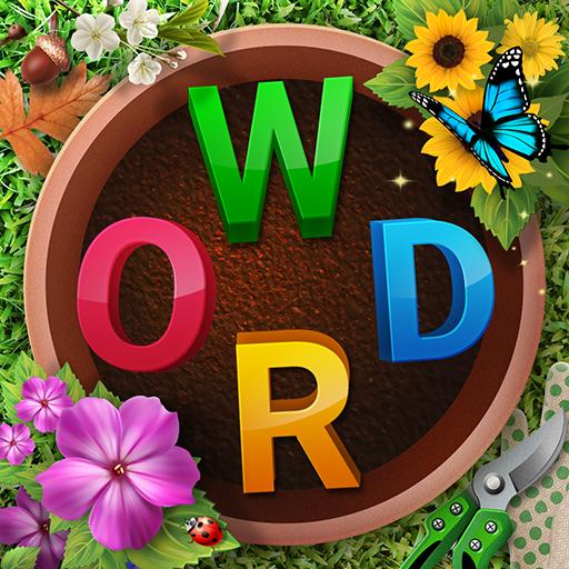 Wordcross Garden 2.3.206 Apk Mod (unlimited money) Download latest