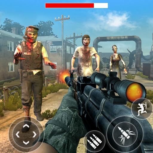 Zombie Assault Game: 3D Shooting Games Offline Apk Mod latest 1.6