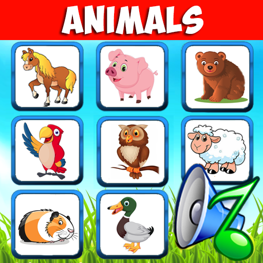 Animal sounds. Learn animals names for kids  Apk Mod latest