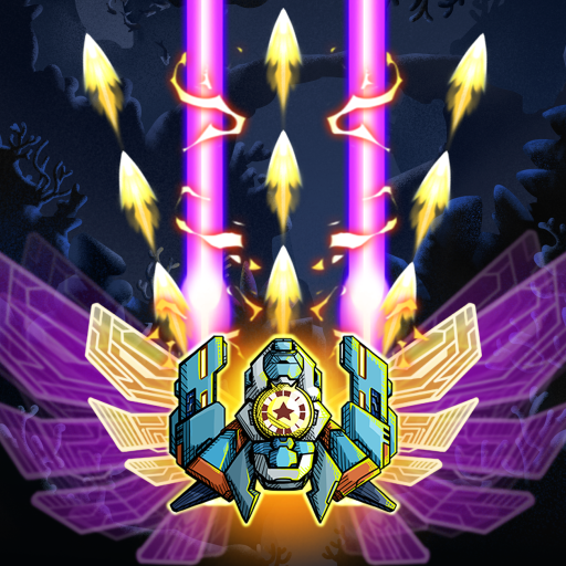 Atlantis Invaders Galaxy Alien Shooter  3.0.10 Apk Mod (unlimited money) Download latest