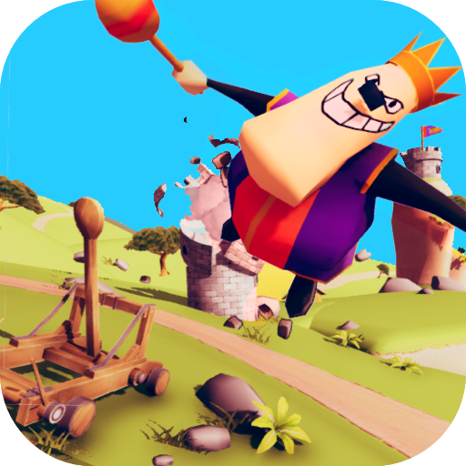 Catapult Shooter 3D💥: Revenge of the Angry King👑  Apk Mod latest