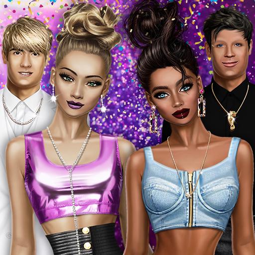 Celebrity Fashion Makeover – Dress Up Games  Apk Pro Mod latest