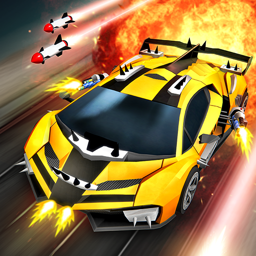 Chaos Road Combat Racing 1.7.4 Apk Mod (unlimited money) Download latest