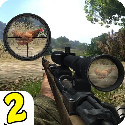 Chicken Shoot II Sniper Shooter  Apk Mod latest