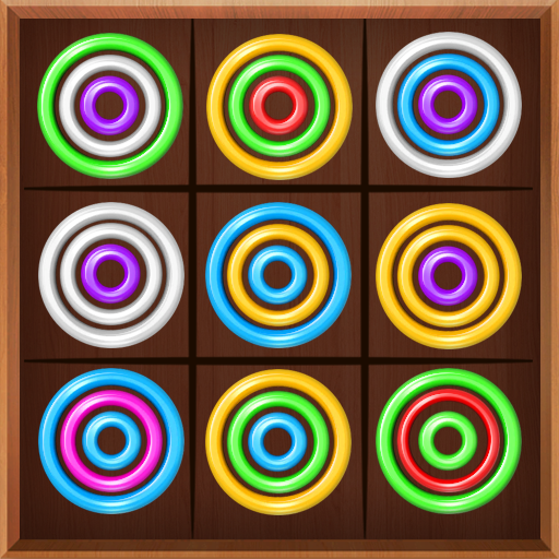 Color Rings – Colorful Puzzle Game  Apk Mod latest