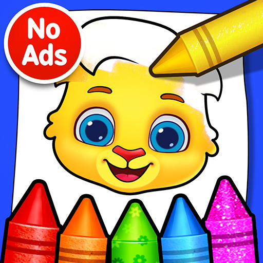 Coloring Games: Coloring Book, Painting, Glow Draw  Apk Mod latest