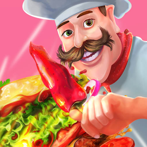 Cooking Warrior Cooking Food Chef Fever Apk Pro Mod latest 2.6