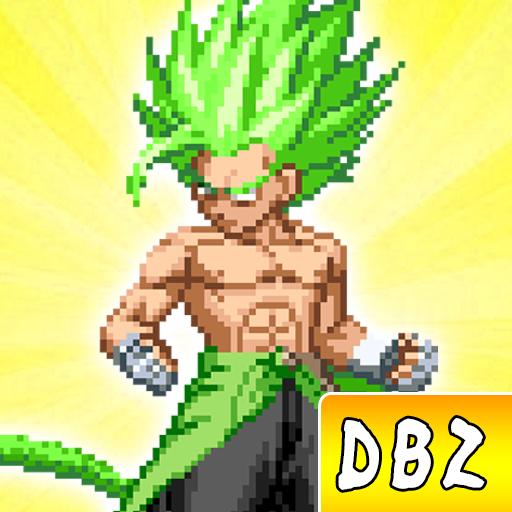 DBZ : God of Saiyan Fighters Apk Mod latest