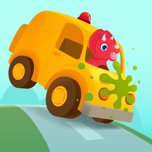 Dinosaur Car – Truck Games for kids  Apk Pro Mod latest