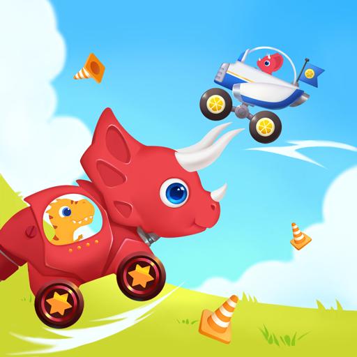 Dinosaur Smash: Driving games for kids Apk Pro Mod latest