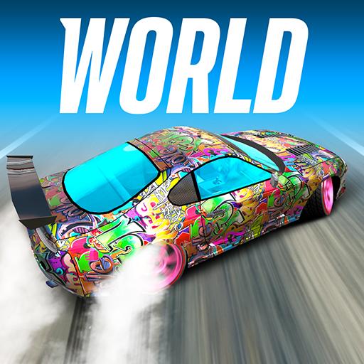 Drift Max World – Drift Racing Game  Apk Pro Mod latest