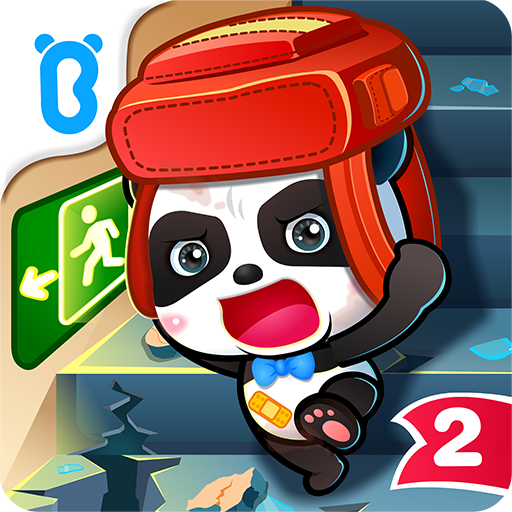 Little Panda Earthquake Safety   Apk Pro Mod latest 8.52.00.00