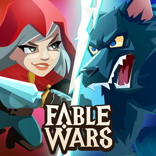 Fable Wars Epic Puzzle RPG  1.0.1 Apk Mod (unlimited money) Download latest