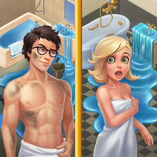 Family Hotel Renovation & love story match-3 game 2.11 Apk Mod (unlimited money) Download latest