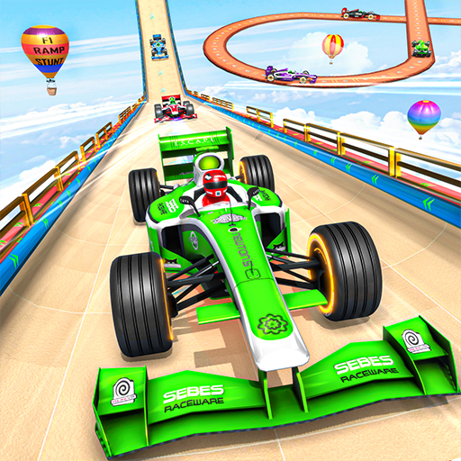 Formula Car Stunt Games: Mega Ramp Car Games 3d  Apk Mod latest