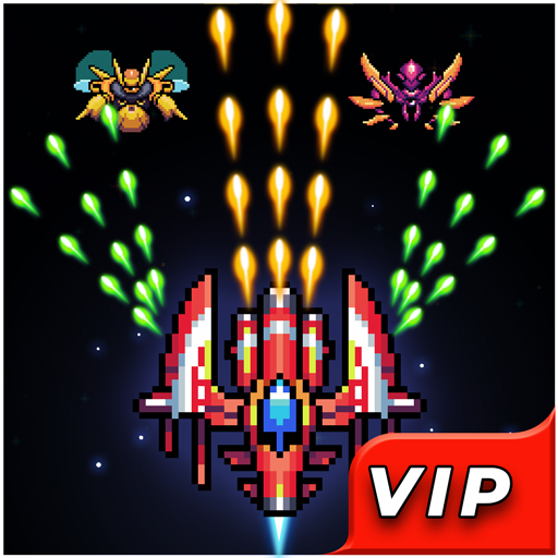 Galaxy Shooter : Falcon Squad Premium  or Android Apk Mod (unlimited money) Download latest