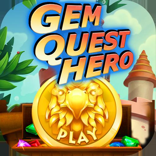 Gem Quest Hero Jewels Game Quest  1.1.2 Apk Mod (unlimited money) Download latest