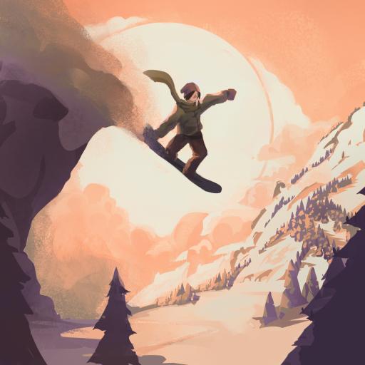 Grand Mountain Adventure: Snowboard Premiere Apk Mod latest