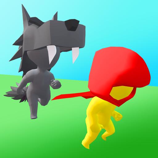 Hiding Race 3D  Apk Mod latest