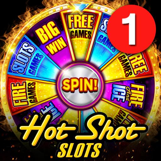 Hot Shot Casino Free Slots Games: Real Vegas Slots Apk Mod latest