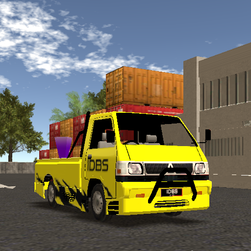 IDBS Pickup Simulator  Apk Pro Mod latest