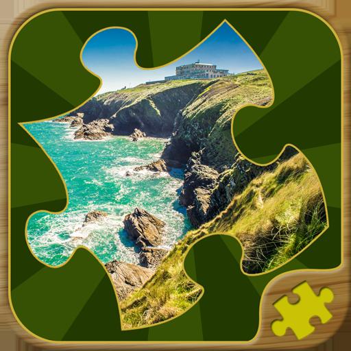 Landscape Puzzles  Apk Pro Mod latest