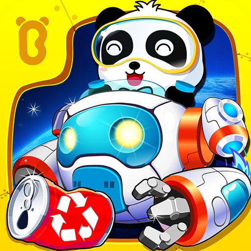 Little Panda Green Guard   Apk Pro Mod latest 8.52.00.00