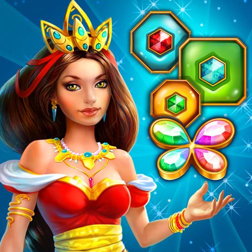 Lost Jewels Match 3 Puzzle 2.147 Apk Mod (unlimited money) Download latest