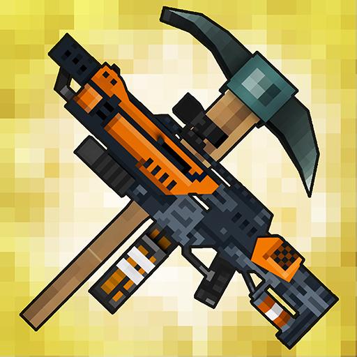 Mad GunZ Battle royale & shooting games 2.2.9 Apk Mod (unlimited money) Download latest
