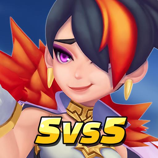 Masters Battle League 5v5 : Legend MOBA PvPTrainer  1.12 Apk Mod (unlimited money) Download latest