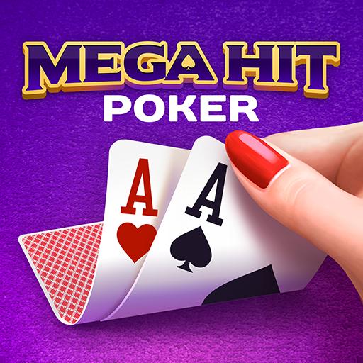 Mega Hit Poker: Texas Holdem  Apk Mod latest