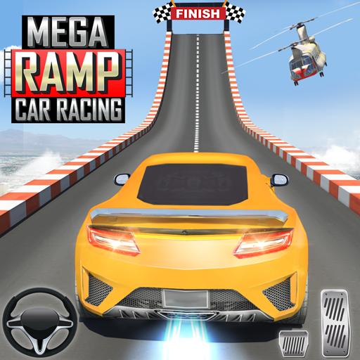 Mega Ramp Car Stunts Racing : Impossible Tracks 3D  2.4.6 Apk Mod (unlimited money) Download latest