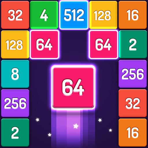 Merge Block 2048 Puzzle  2.8.3 Apk Mod (unlimited money) Download latest