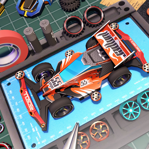 Mini Legend Mini 4WD Simulation Racing Game   Apk Pro Mod latest 2.5.4