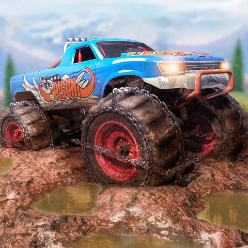 Monster Truck Destruction : Mad Truck Driving 2020  Apk Mod latest