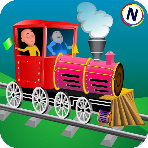 Motu Patlu Train Simulator  Apk Pro Mod latest