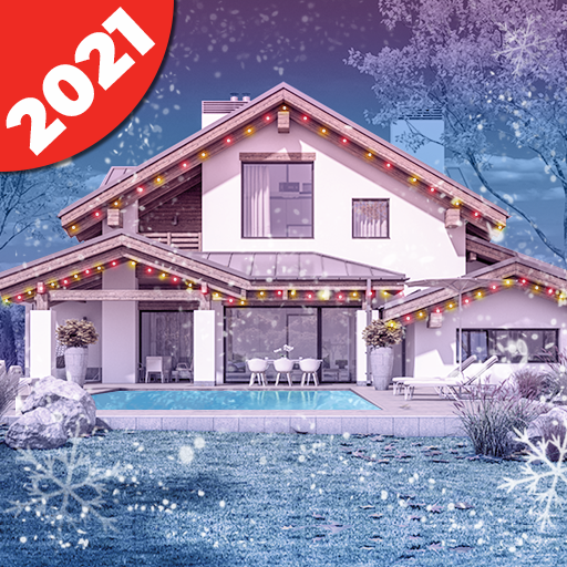 My Home Makeover Design Dream House of Word Games  1.8 Apk Mod (unlimited money) Download latest