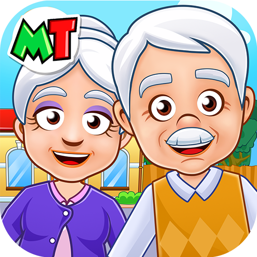 My Town : Grandparents Play home Fun Life Game  Apk Pro Mod latest