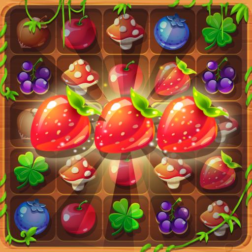 Mystery Forest – Match 3 Apk Mod latest