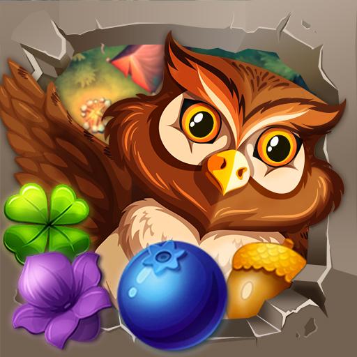 Mystery Forest – Match 3 Fun (Rich Reward)  Apk Pro Mod latest