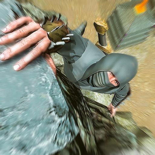 Ninja Hunter Assassin's: Samurai Creed Hero Games Apk Mod latest