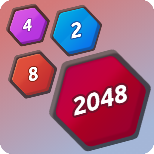 Number Merge 2048 – 2048 hexa puzzle Number Games Apk Mod latest