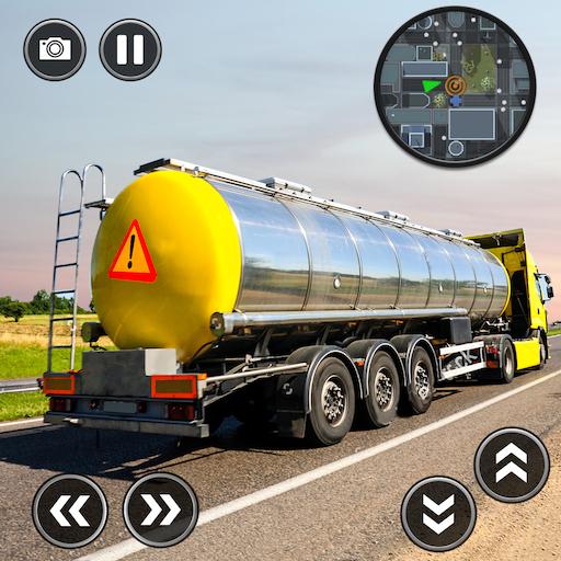 Oil Tanker Truck Driver 3D – Free Truck Games 2020 Apk Mod latest