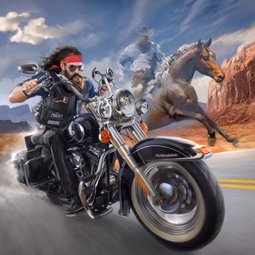 Outlaw Riders War of Bikers   Apk Pro Mod latest 0.3.0