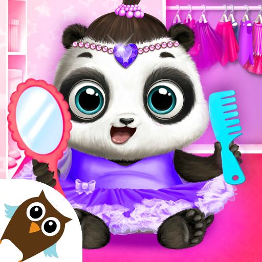 Panda Lu Baby Bear City – Pet Babysitting & Care Apk Mod latest