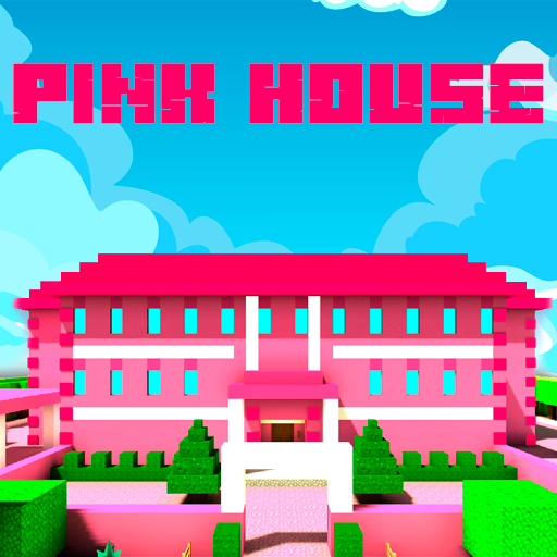 Pink Princess House Craft Game 2.7.4 Apk Mod (unlimited money) Download latest