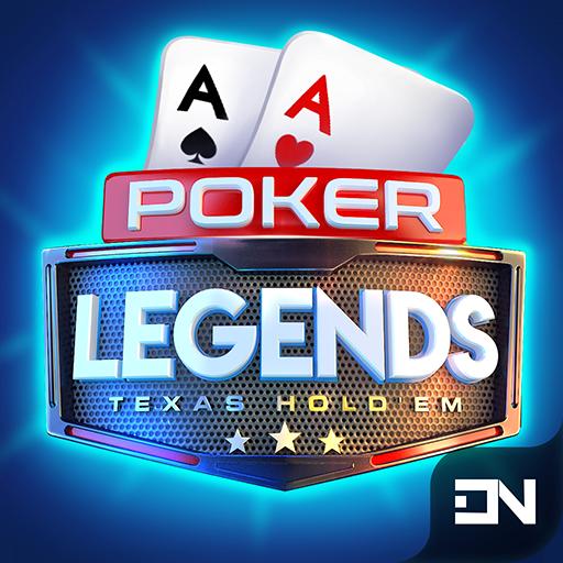 Poker Legends Free Texas Holdem Poker Tournaments   Apk Pro Mod latest 0.3.00