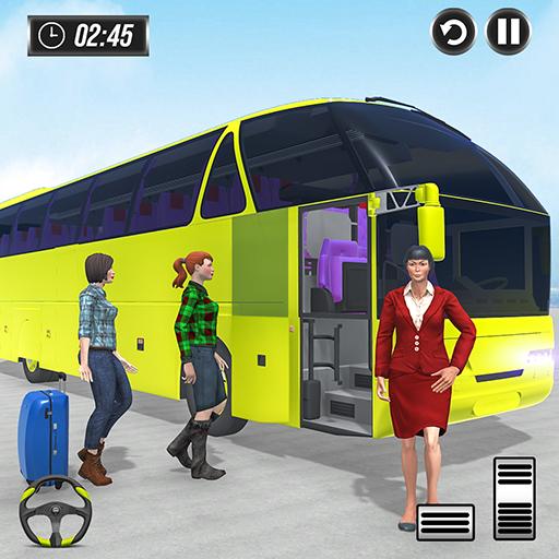 Public Transport Bus Coach: Taxi Simulator Games 1.20 Apk Mod (unlimited money) Download latest