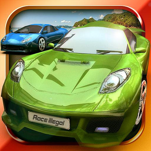 Race Illegal: High Speed 3D  Apk Pro Mod latest