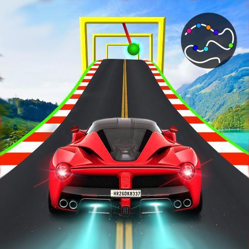 Ramp Car Stunts 3D Free – Multiplayer Car Games   Apk Pro Mod latest 4.4